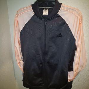 NWOT Adidas Bomber Jacket